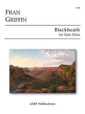 Griffin - Blackheath for Solo Flute