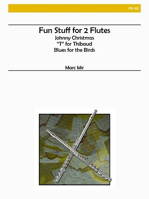 Mir - Fun Stuff for Two Flutes - FD18