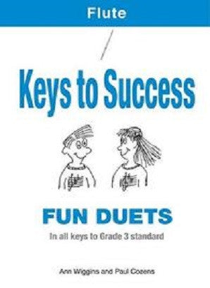 Cozens, P. - Keys to Success flute duets (WW)