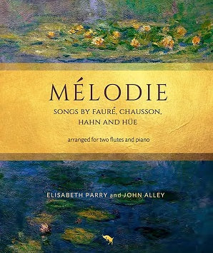 Melodie - French Duets for two flutes