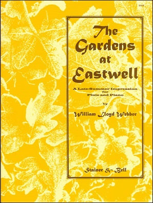 Lloyd Webber, William: The Gardens at Eastwell for Flute and Piano