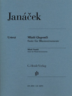 Janacek, Leos  - Suite For Wind Instruments