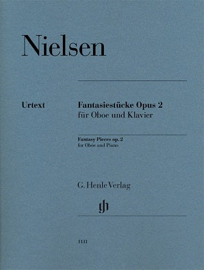 Nielsen - Fantasy pieces for oboe