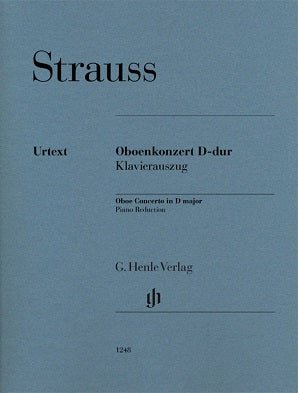 Strauss -Oboe Concerto in D major