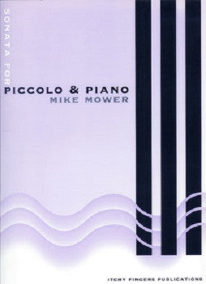 Mower, M  -Sonata for Piccolo & Piano