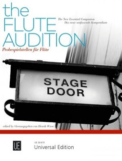 Diverse: The Flute Audition  The new essential companion