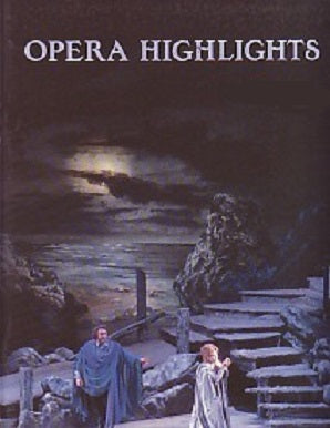 Opera Highlights Flute And Piano