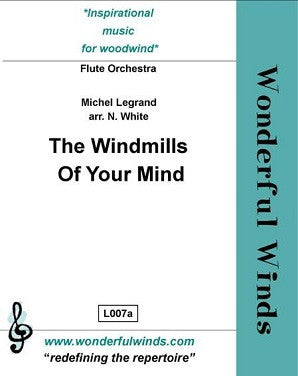 Legrand/Orriss - Windmills of your mind (WW)