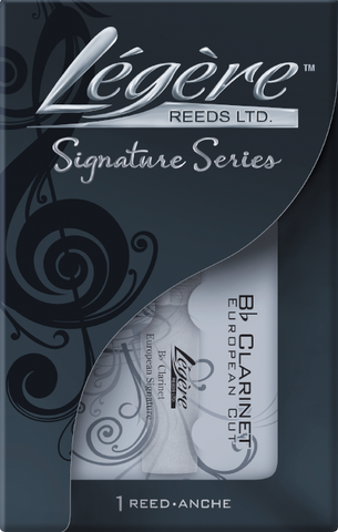 Clarinet B Flat European Signature