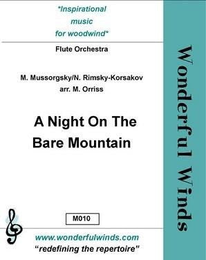 Mussorgksy: A Night On The Bare Mountain