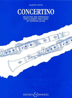 Tartini , G - Concertino in F