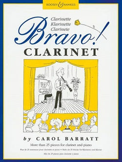 Barratt, C - Bravo! Clarinet