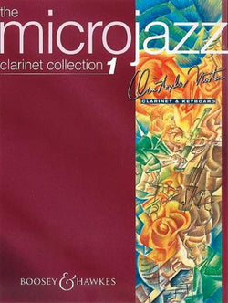 Norton, C - Microjazz Clarinet Collection Vol. 1