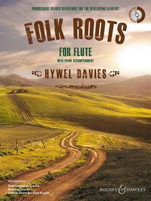 Davies, Hywel  - Folk Roots for Flute