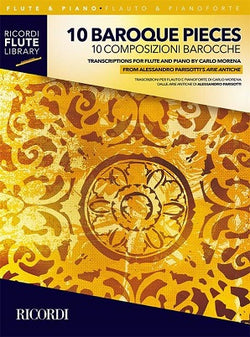 Parisotti ,Alessandro - 10 Baroque Pieces