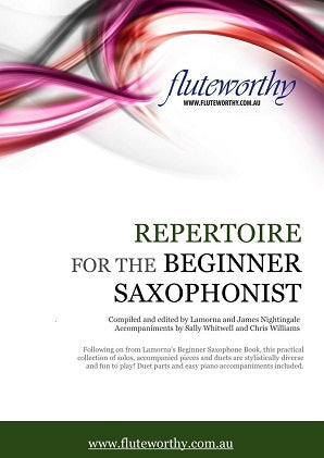 Nightingale - Repertoire for the  beginner saxophonist
