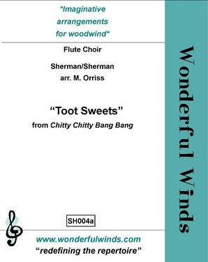 Sherman/Orriss - Toots Sweets (WW)