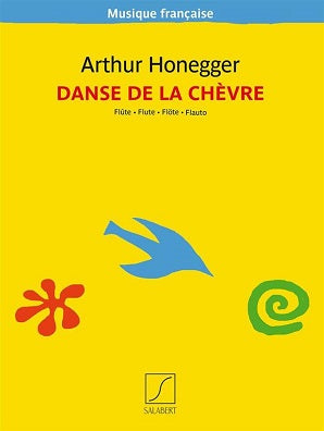Honegger - Danse de La Chevre Edited - Bruno Jouard. (Salabert)
