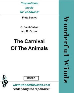 Saint-Saens/Orriss - The Carnival of the Animals