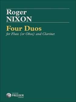 Nixon, Rodger - Four Duos