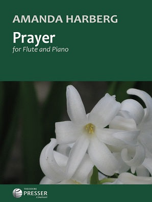 Harbeg, A  - Prayer for flute and piano