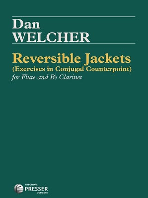 Welcher, Dan  - Reversible Jackets