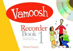 Vamoosh Recorder Book 1