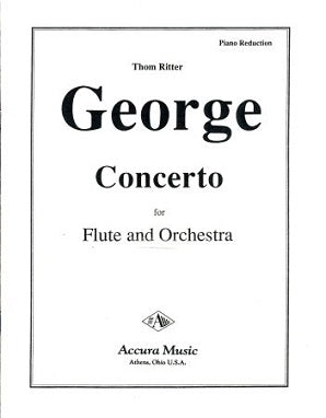 George Ritter, Thom - Concerto Flute And Piano