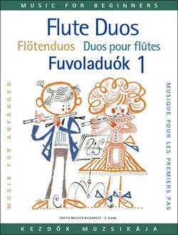Flute Duos for Beginners 1