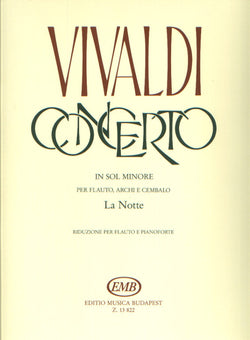 "Vivaldi - ""Concerto in G minor RV439 'La Notte'"" (EMB)"