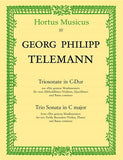 Telemann Georg Philipp	Trio Sonata in C (from Der getreue Musikmeister).
