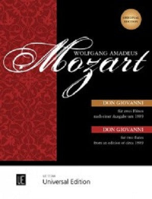 Mozart - Don Giovanni for 2 flutes
