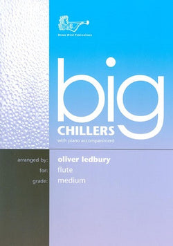 Big Chillers arr Ledbury for Flute and Piano
