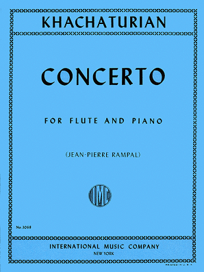Khachaturian,AL - Concerto originally for violin (IMC)