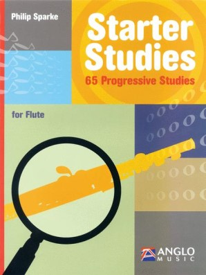 Starter Studies- 65 Progressive Studies for flute - Phillip Sparke