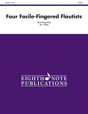 Kaisershot, K - Four Facile-Fingered Flautists