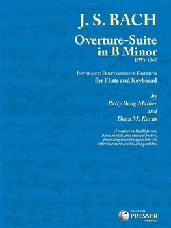 Bach, JS -Overture Suite in B minor BWV 1067
