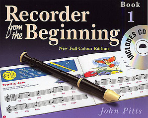 Recorder From The Beginning: Pupil's Book/CD 1