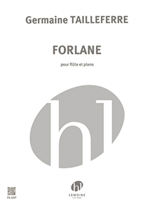 Tailleferre, Germaine - Forlane