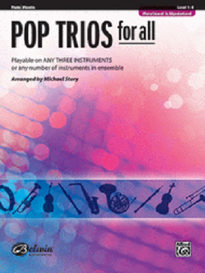 Pop Trios for All Flute, Piccolo