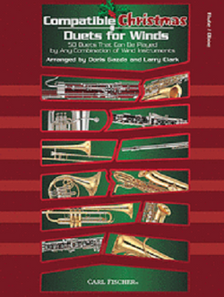 Compatible Christmas Duets for Winds (Carl Fischer)