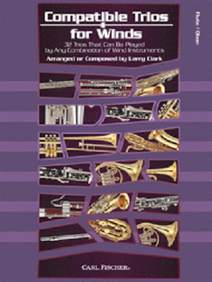Compatible Trios for Winds (Flute/Oboe) (Carl Fischer)
