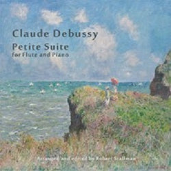 Debussy/Arr Stallman - Petite Suite for flute and piano