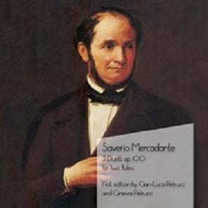 Mercadante - Three Duetti op. 100