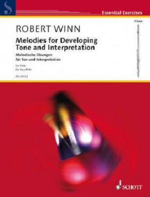 Winn, Robert - Melodies for Developing Tone and Interpretation