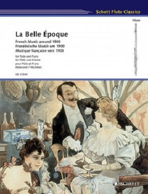 La Belle Époque French Music around 1900 various composers (Schott)