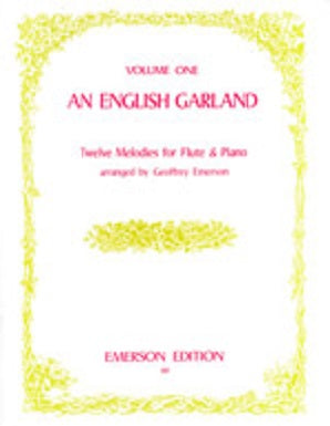 Emerson, G - An English Garland (Emerson)