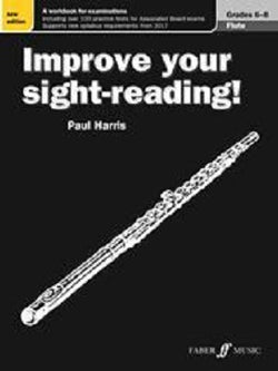 "Harris, Paul - ""New"" Improve your sight-reading! Flute 6 - 8"