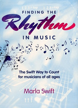 Swift, Marla - Finding the rhythm in music