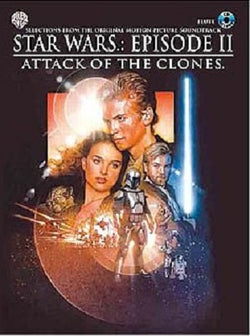 Star Wars : Episode II Attack Of The Clones' arranged for Flute.